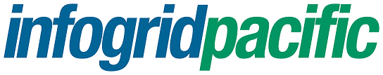 Infogrid Pacific logo